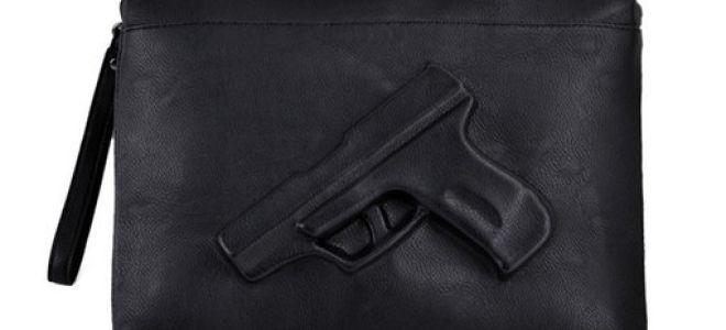 Сумочка пистолет с алиэкспресс